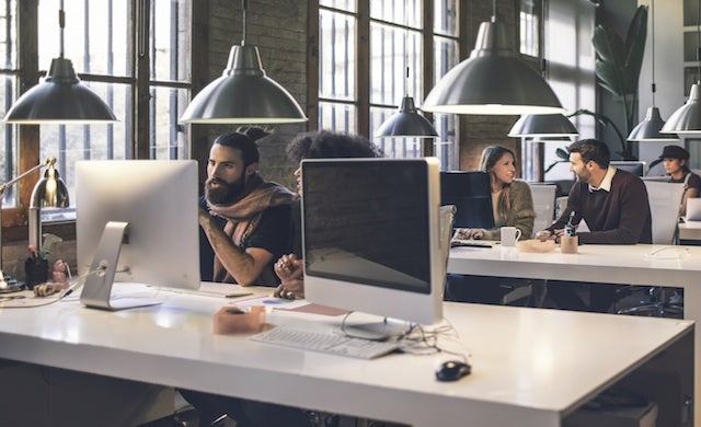 London and Edinburgh home to UK's priciest co-work spaces