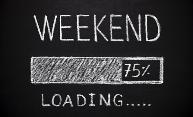 How to reclaim your weekend in 3 simple steps