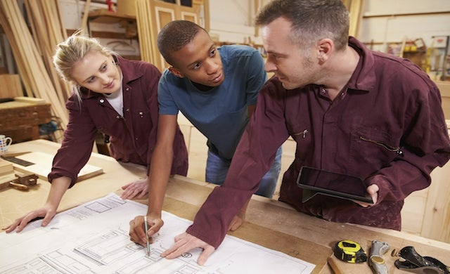 Two in every five small businesses use apprentices to fuel future growth