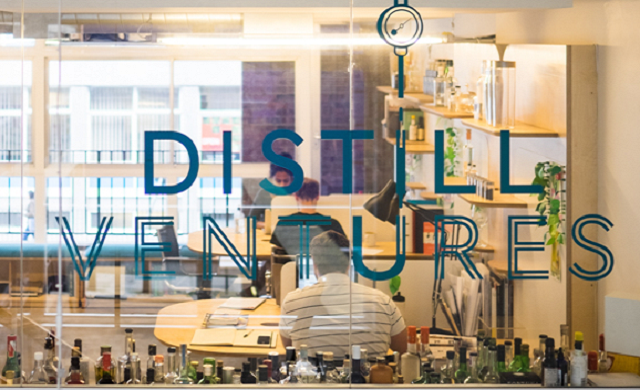 What does Diageo offer start-ups?
