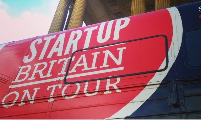 Startup britain on tour