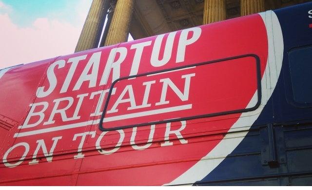 Startup britain on tour
