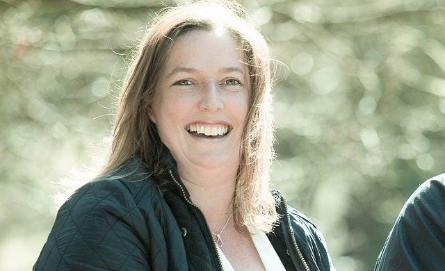Inspiring women: Suzanne Brock