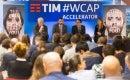 What does Telecom Italia/TIM offer start-ups?