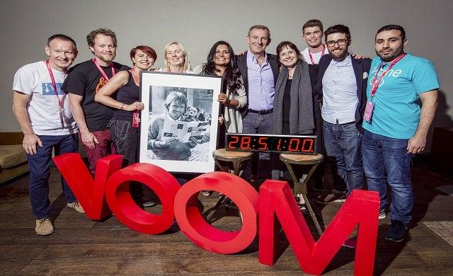 Virgin sets world record for longest business pitch marathon