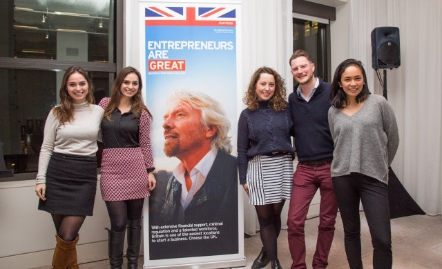 What does Virgin offer start-ups?