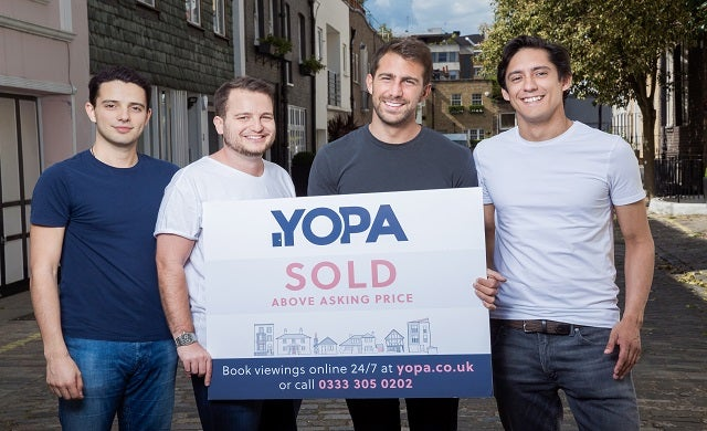 'Hybrid' estate agency YOPA wins over Savills with £16m investment