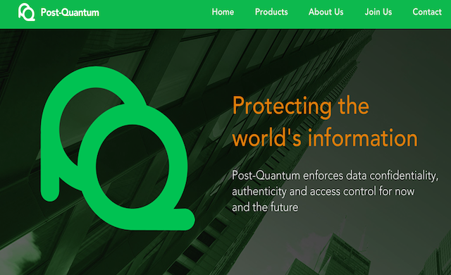 "Post-Quantum clinches £8m Series A to ""protect the world's information"""