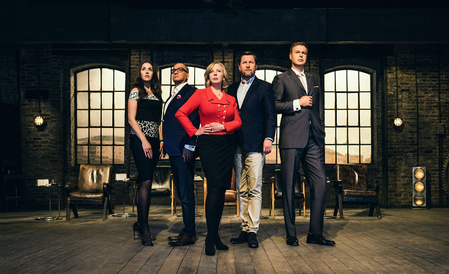 Dragons' Den: Series 14, Episode 1