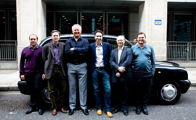 UK taxi app Hailo to merge with MyTaxi