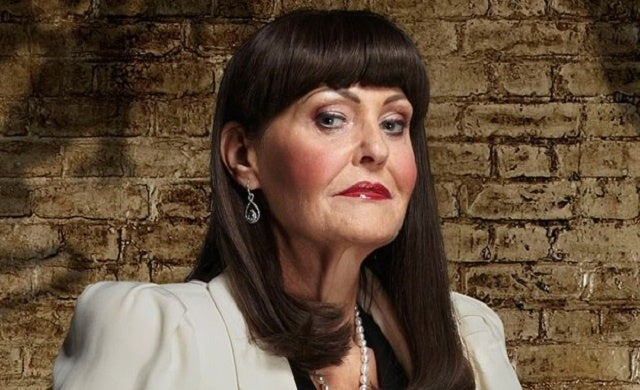 Dragons' Den: Hilary Devey CBE