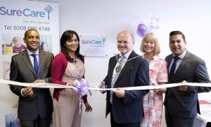 Entrepreneurial brothers become SureCare franchisees in Barnet and Brent