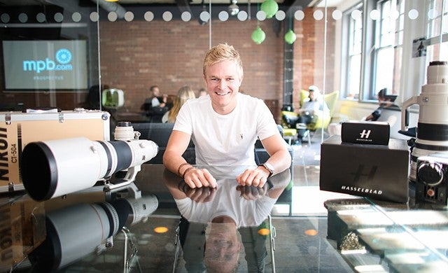 Marketplace for photography and videography equipment snaps up £2.1m