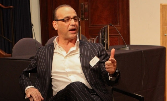 Dragons' Den: Theo Paphitis