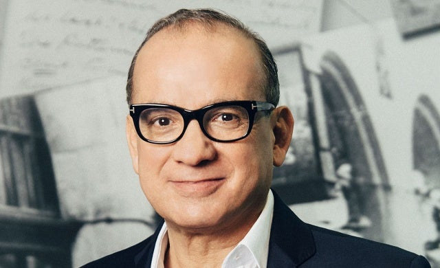 Who is Dragons' Den's Touker Suleyman?