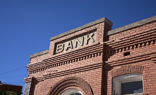 A quarter of small businesses feel 'unsupported' by their bank
