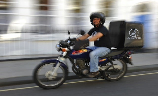 Food delivery start-up Deliveroo has just raised another $275m in funding