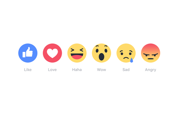 Facebook Reactions: A social media tool for business?
