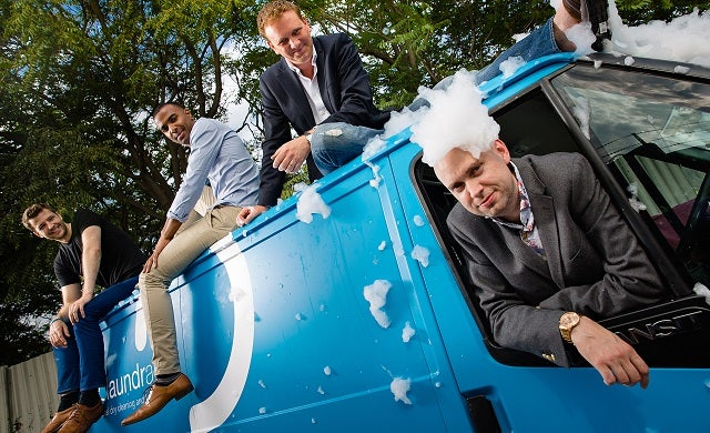 Laundrapp seals £5m investment for 'Uber for laundry' service