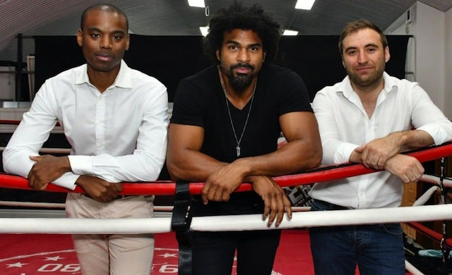 Recruitment app Syft closes £2.65m from David Haye and Lord Young