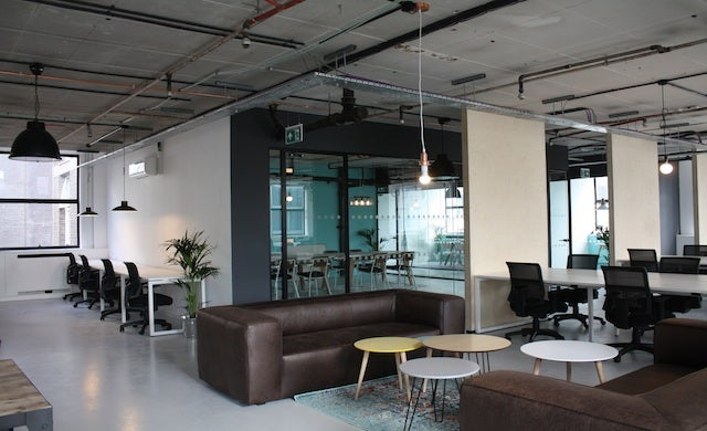 Techspace launches new co-work space in Aldgate