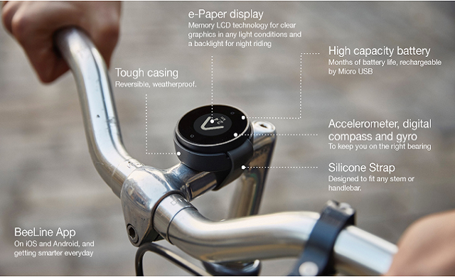 BeeLine secures £500,000 to make cycling navigation easier