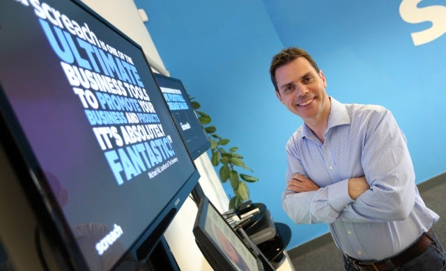 Digital marketing start-up Screach bags £1.13m