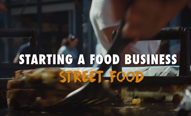 Taste of success: How we started a street food business