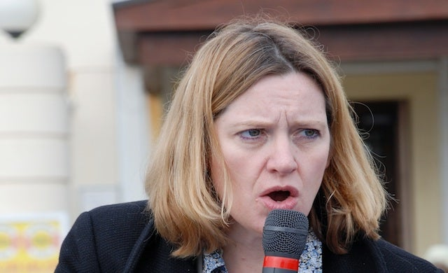"""Business leaders force government U-turn on Amber Rudd's """"name and shame list"""""""