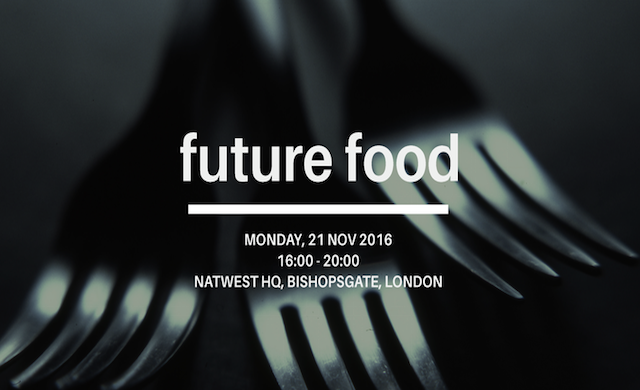 Food and drink start-ups invited to attend Future Food workshop