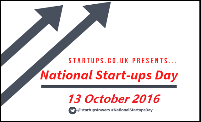 Startups launches #NationalStartupsDay today