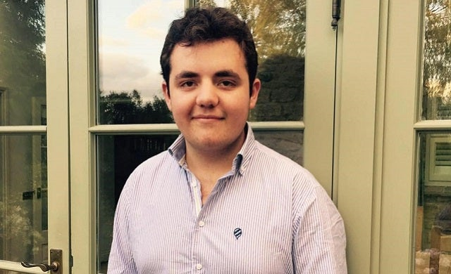 "Meet the 18 year-old on a mission to ""matchmake"" UK entrepreneurs"