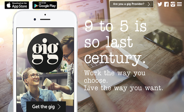 Shift work app gig closes £1m in seed funding