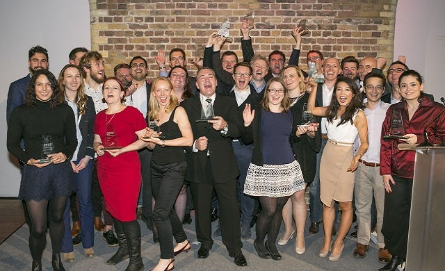 2016 Startups Awards finalists unveiled