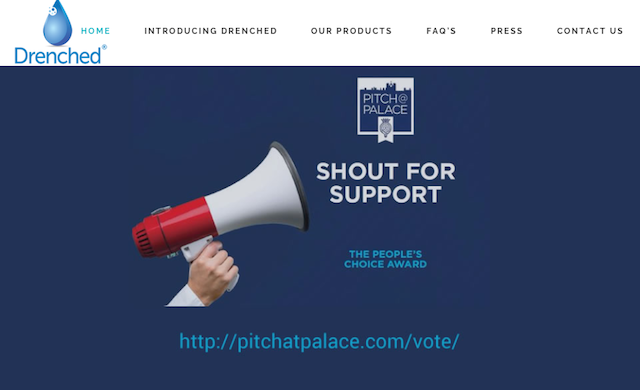 Duke of York crowns water-saving start-up as winner of Pitch@Palace 6.0