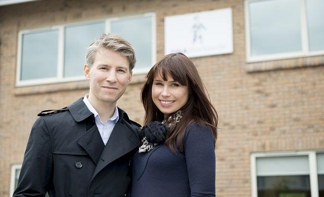 Living DNA: David Nicholson and Hannah Morden