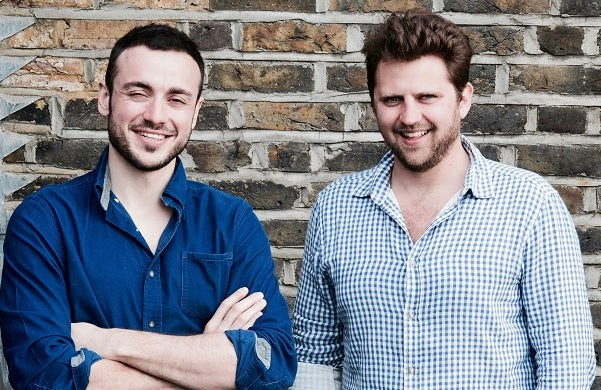 Plum: Alex Michael and Victor Trokoudes