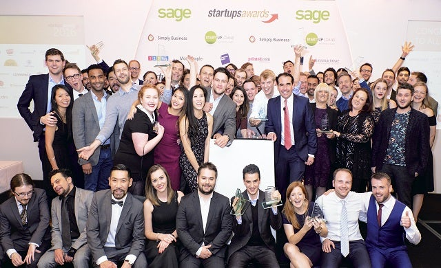 Startups Awards 2016 unveils 12 UK start-ups with bright futures