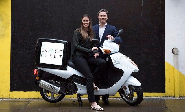 Top new businesses of 2016: ScootFleet
