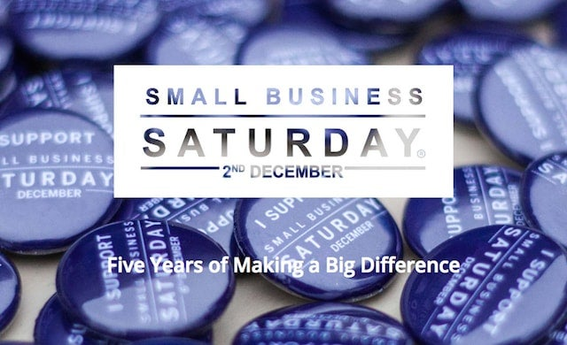 Small Business Saturday boost sales