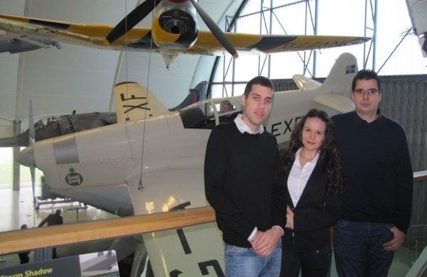 Zdravko Iliev, Galena Dineva and Georgi Stavrev: SpareFare