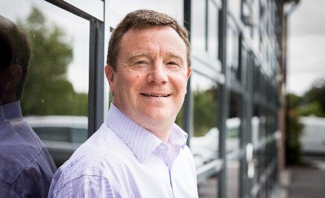 Trevor Brocklebank elected new bfa chairman