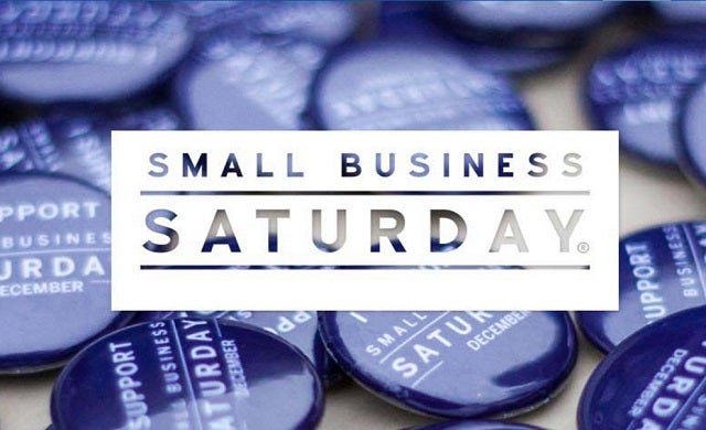 UK showed its support for Small Business Saturday with spending up 15%