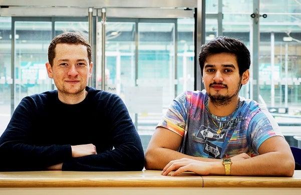 Chris Meah and Bhish Patel: School of Code