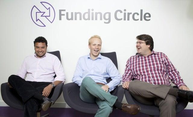 """Fintech success story"" Funding Circle raises further £80m"