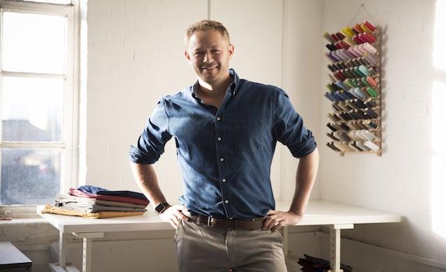 Online menswear brand Spoke bags $1.8m