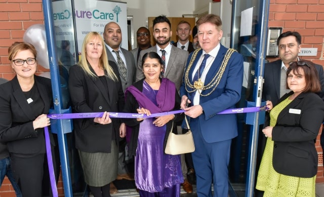 Entrepreneurial father-and-son duo open Leeds care franchise