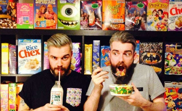 The Entrepreneur(s): Alan and Gary Keery, Cereal Killer Café
