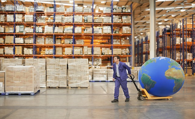 UK exporting boom as 63% of small businesses trade internationally
