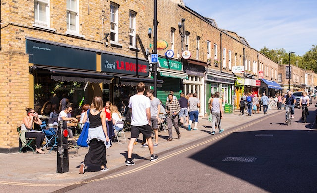 """Business rate increases """"threaten survival"""" of UK's small shops"""